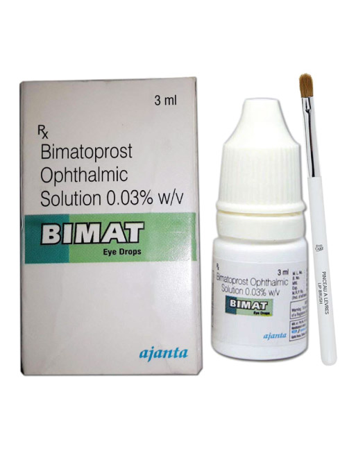 Bimat (With Brush) – 3 ml. (0.03%