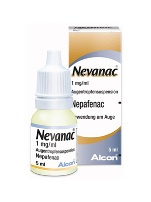 Nevanec Eye Drop – 5ml