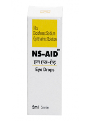 Ns Aid – 5 ml Eye drop