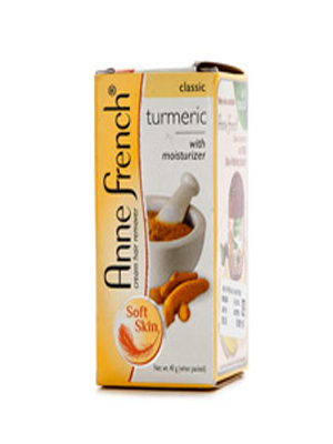 ANNE FRENCH HAIR REMOVER TURMERIC 40GM