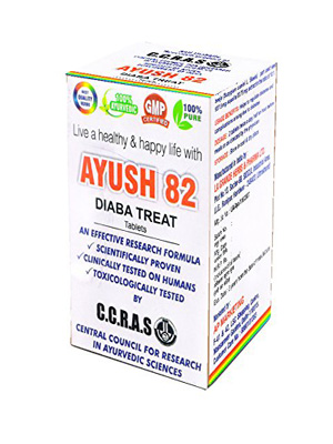 AYUSH 82-A Herbal Product
