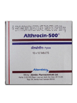 Althrocin – 500 mg