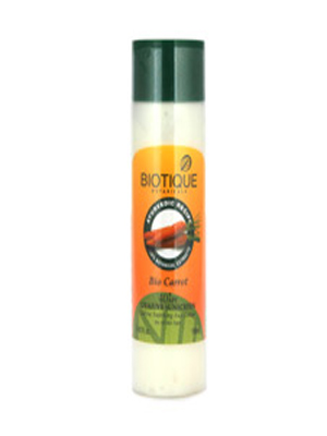 BIOTIQUE BIO CARROT SPF 40 SUNSCREEN FACE LOTION 190ML