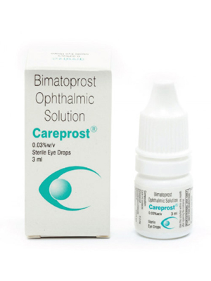 Careprost – 3 ml. of 0.03%