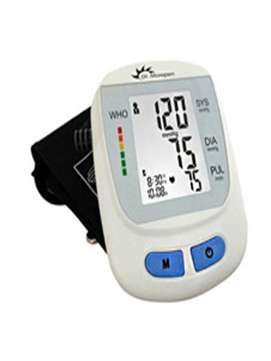 DR.MOREPEN DIGITAL BP MONITOR (BP09)