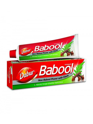 Dabur Herbal Toothpaste - Babool Family Pack 360g
