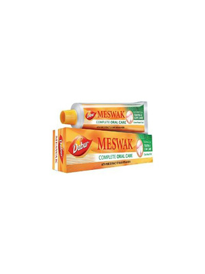 Dabur Herbal Toothpaste - Meswak Family Value Pack 300g