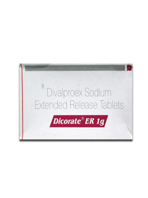 Dicorate ER – 1000mg