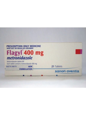 Flagyl – 400mg