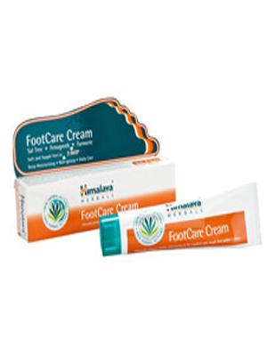 HIMALAYA HERBALS FOOT CARE CREAM 20G