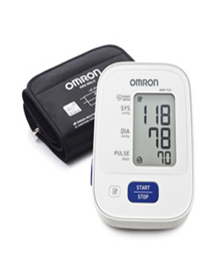 OMRON B.P MONITOR UPPER ARM TYPE (HEM-7121-IN)