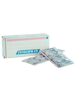 Syndopa CR – 50 + 200 mg