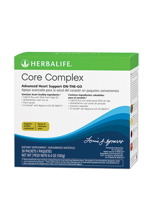 Core Complex with CoQ10 Plus