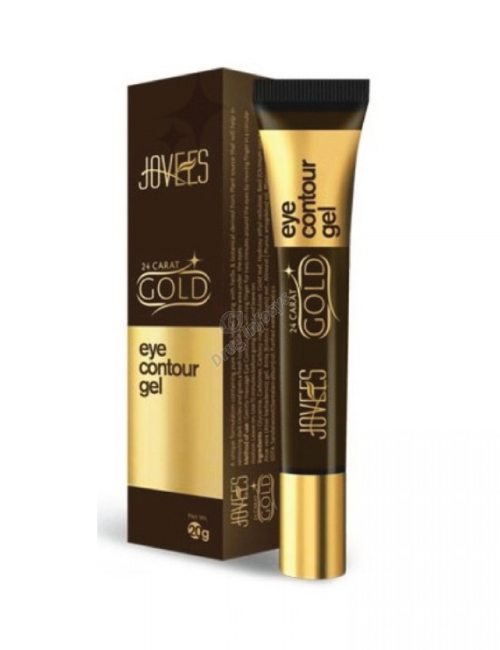 24 Carat Gold Eye Contour Gel 20 gm