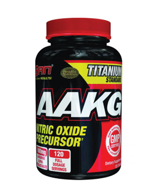 AAKG – Nitric Oxide Booster