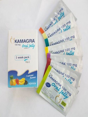 Kamagra 100 mg Oral Jelly