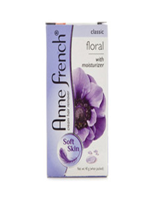 ANNE FRENCH HAIR REMOVER FLORAL 40GM