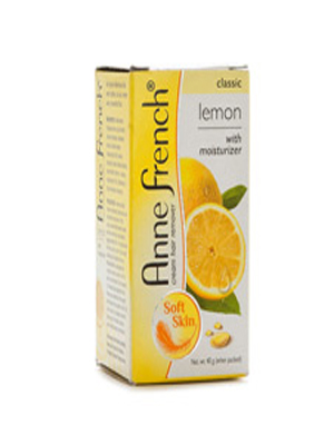 ANNE FRENCH HAIR REMOVER LEMON 40GM