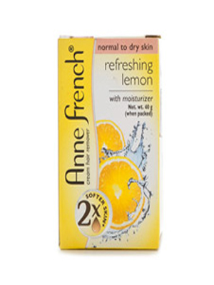 ANNE FRENCH HAIR REMOVER REFRESHING LEMON 40GM