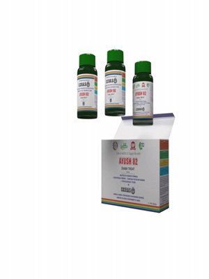 AYUSH 82-A Herbal Medicine (Pack of 3)
