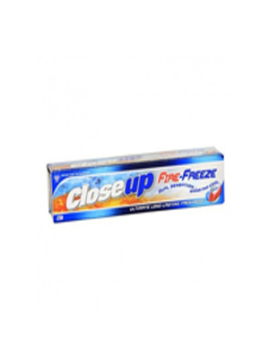 CLOSE UP FIRE FREEZE PASTE 150GM