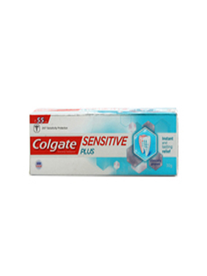 COLGATE SENSITIVE PLUS TOOTHPASTE 30G
