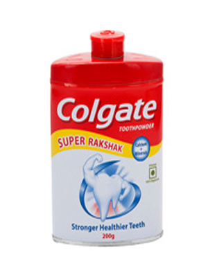 COLGATE TOOTH POWDER 200G