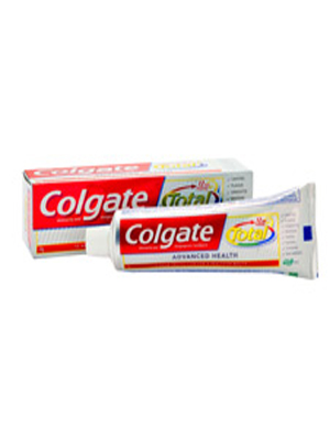 COLGATE TOTAL ADVANCED HEALTH TOOTHPASTE 140G