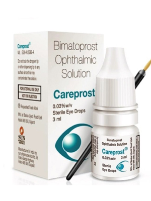 Careprost (With Brush) – 3 ml. (0.03%)