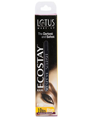 LOTUS MAKE-UP ECOSTAY KAJAL 1.2G