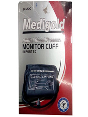 MEDIGOLD BP CUFF (DIGITAL VELCRO)