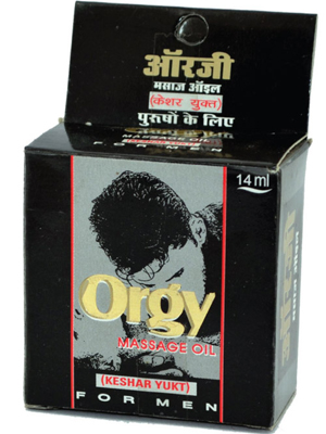 Orgy Enlargement Oil