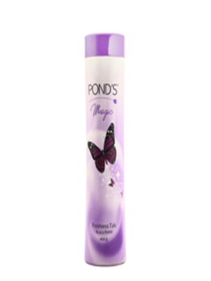 PONDS MAGIC FRESHNESS TALC 400G