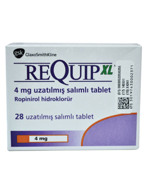 Requip XL – 4 mg