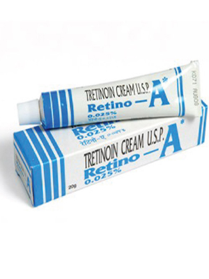 Retino-A Cream – .025% (20gm