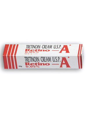 Retino A Cream – .05% (20gm)