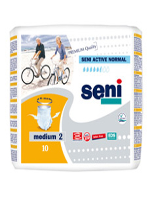 SENI ACTIVE NORMAL PULL UP TYPE 10'S (M)
