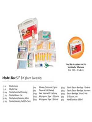ST.JOHNS BURN CARE KIT (SJF BK)