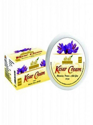 Sri Sri Ayurveda Herbal Skin Cream - Kesar
