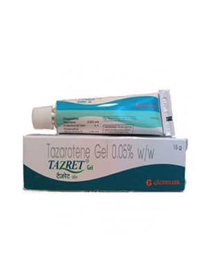 Tazret Gel – .05% 15gm